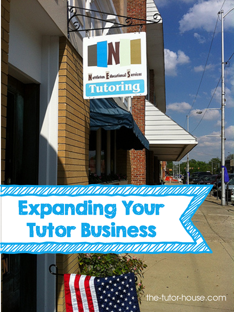 Expanding Your Tutor Business A Tutor Shares Her Story