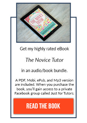 Read my eBook The Novice Tutor